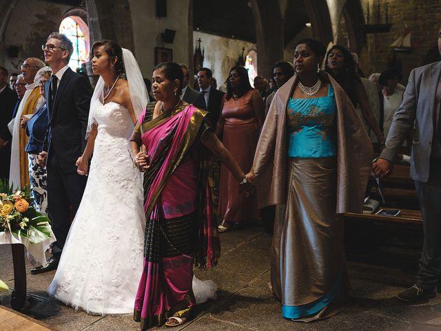 Le mariage de Christophe et Amanda à Larmor-Plage, Morbihan 45