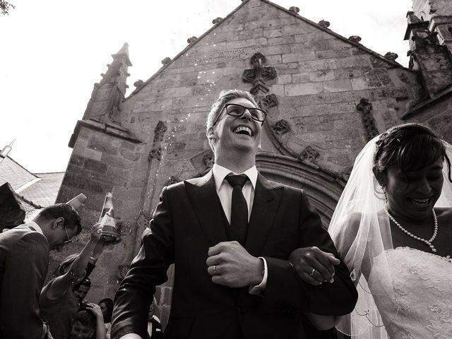 Le mariage de Christophe et Amanda à Larmor-Plage, Morbihan 47