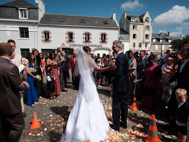 Le mariage de Christophe et Amanda à Larmor-Plage, Morbihan 49