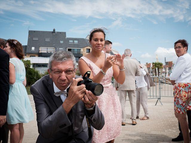 Le mariage de Christophe et Amanda à Larmor-Plage, Morbihan 51