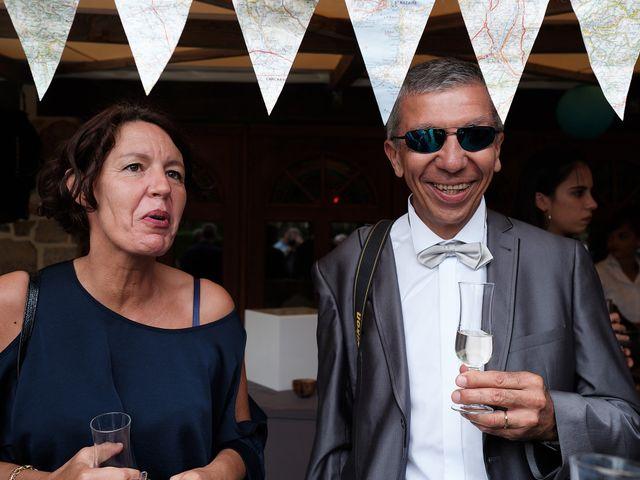 Le mariage de Christophe et Amanda à Larmor-Plage, Morbihan 63