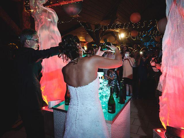 Le mariage de Christophe et Amanda à Larmor-Plage, Morbihan 80