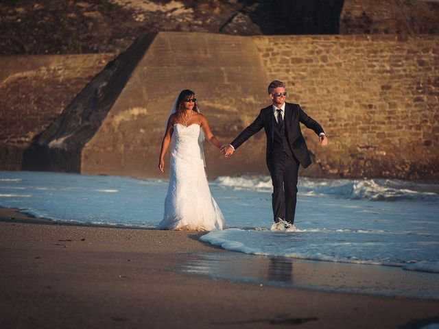 Le mariage de Christophe et Amanda à Larmor-Plage, Morbihan 95