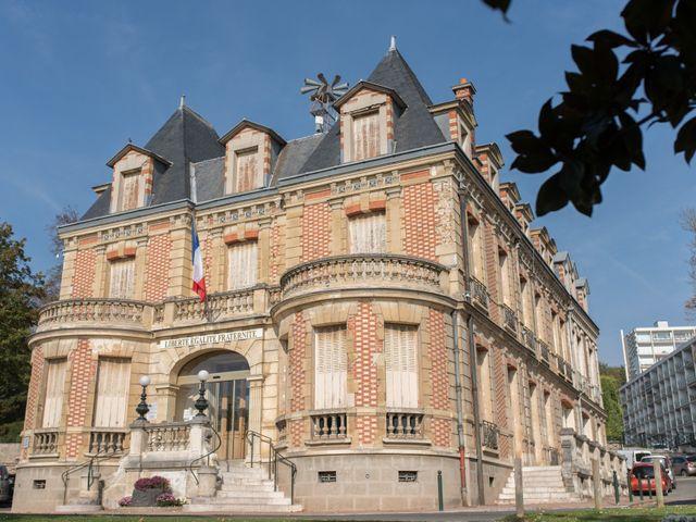 Le mariage de Sebastien et Aurélie à Yerres, Essonne 12