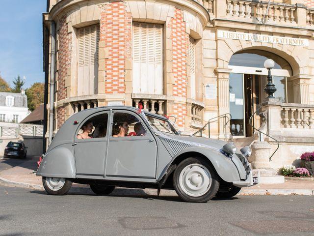 Le mariage de Sebastien et Aurélie à Yerres, Essonne 19