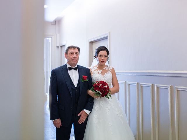 Le mariage de Sebastien et Aurélie à Yerres, Essonne 20