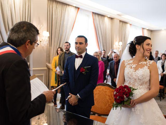 Le mariage de Sebastien et Aurélie à Yerres, Essonne 23