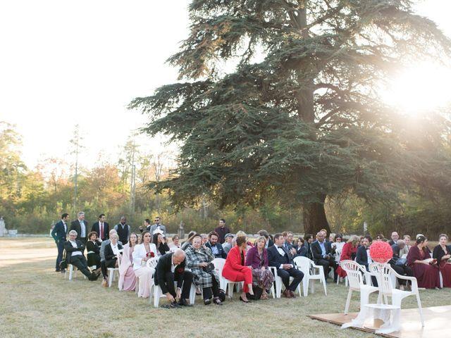 Le mariage de Sebastien et Aurélie à Yerres, Essonne 33