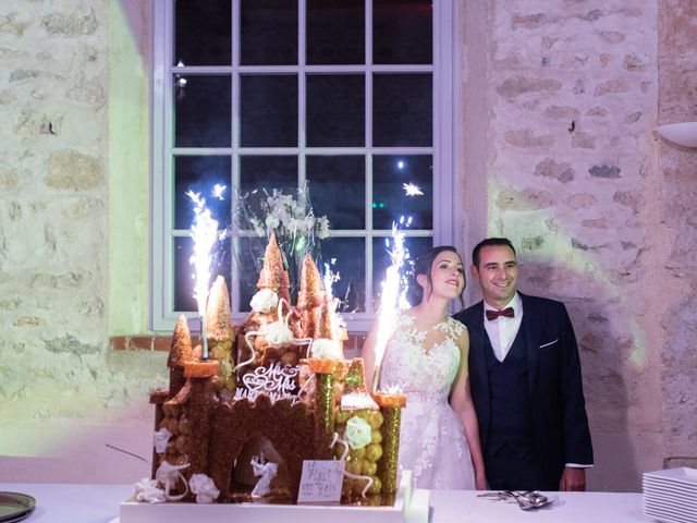 Le mariage de Sebastien et Aurélie à Yerres, Essonne 64