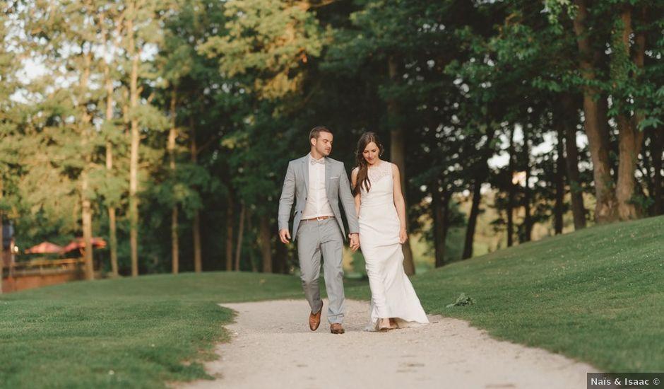 Le mariage de Sami et Laura à Courson-Monteloup, Essonne