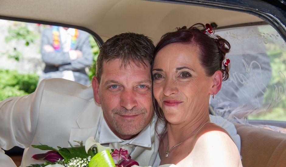 Le mariage de Nathalie et Christophe à Nandy, Seine-et-Marne