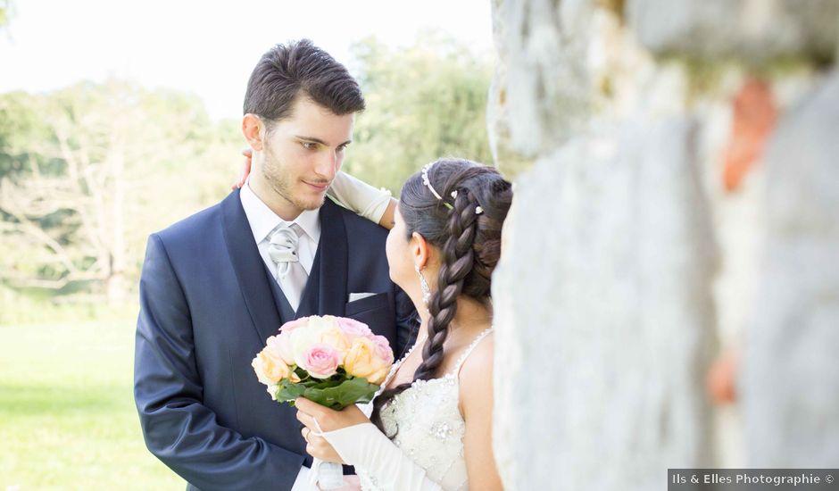 Le mariage de Julien et Aurélie à Nangis, Seine-et-Marne