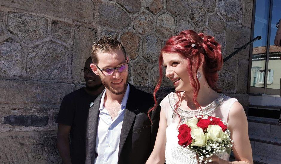 Le mariage de Honoré  et Sckalleur  à Lalevade-d'Ardèche, Ardèche