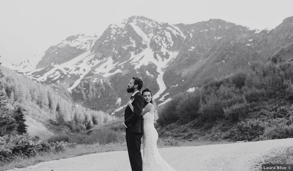 Le mariage de Grégory et Florine à Bourg-Saint-Maurice, Savoie