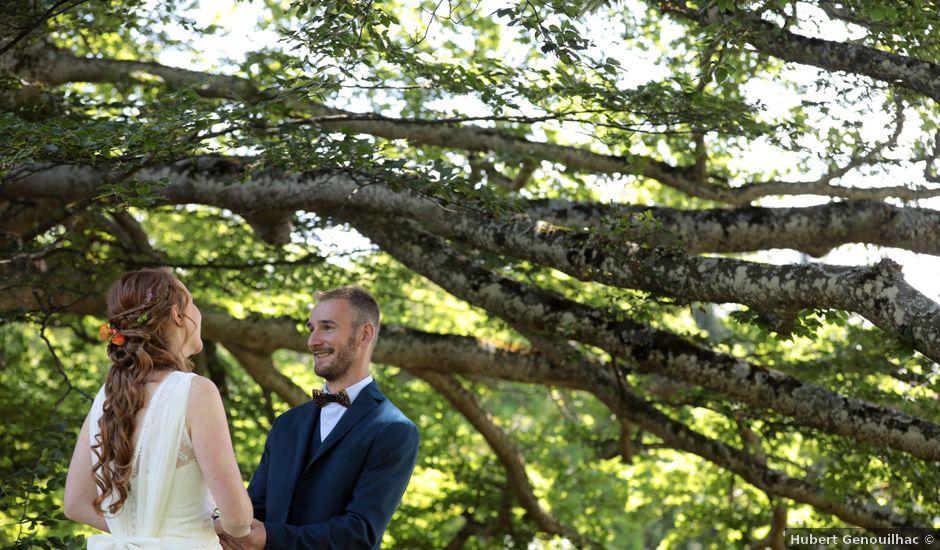 Le mariage de Christophe et Marylène à Yssingeaux, Haute-Loire