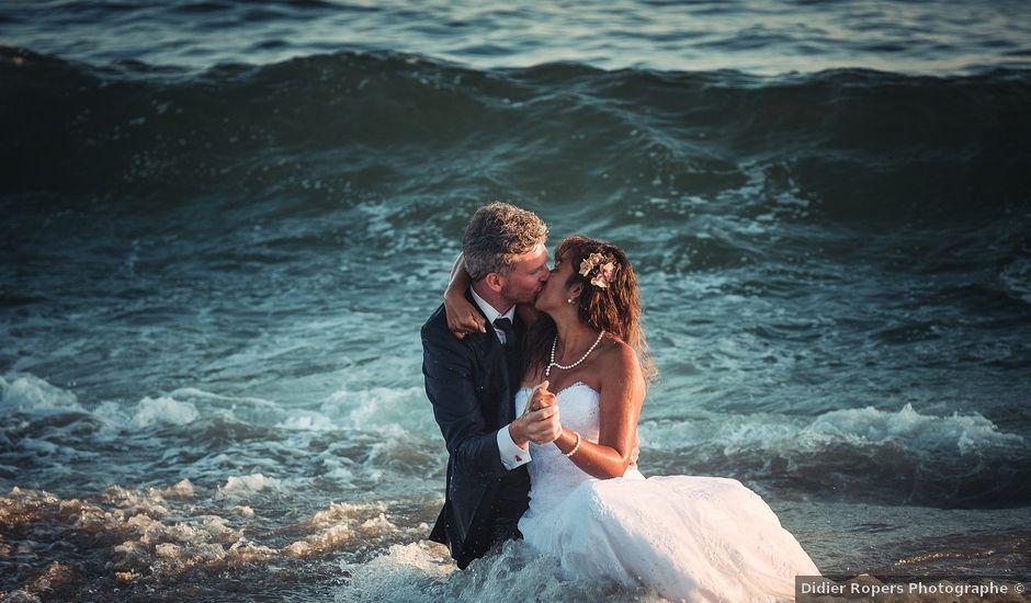 Le mariage de Christophe et Amanda à Larmor-Plage, Morbihan
