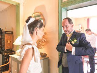 Le mariage de Aliette et Christophe 1