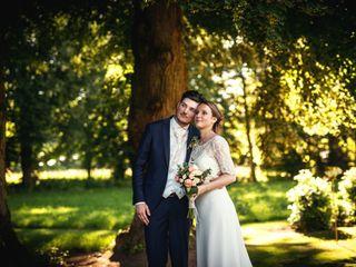 Le mariage de Mathilde et Florian