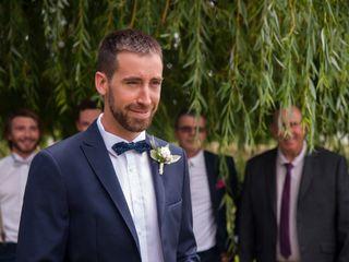 Le mariage de Amandine et Mathieu 1