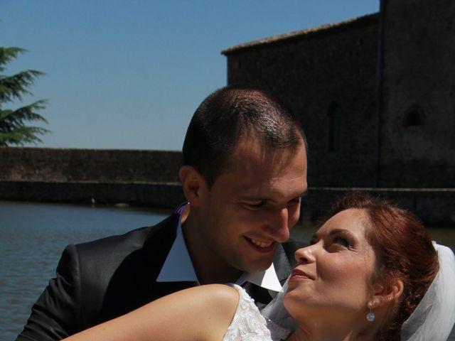 Le mariage de Noémie et Loïc à Saint-Michel-sur-Rhône, Loire 4