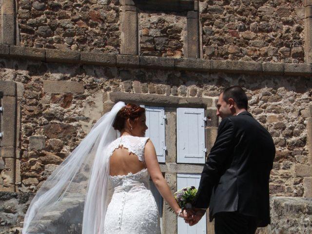 Le mariage de Noémie et Loïc à Saint-Michel-sur-Rhône, Loire 5