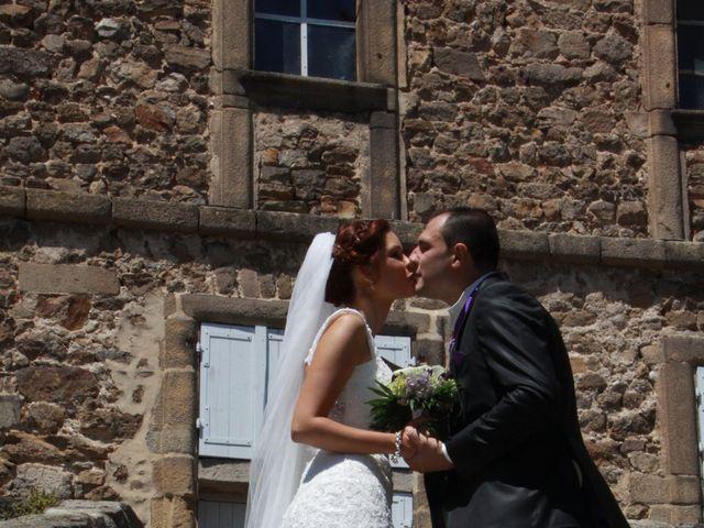 Le mariage de Noémie et Loïc à Saint-Michel-sur-Rhône, Loire 6