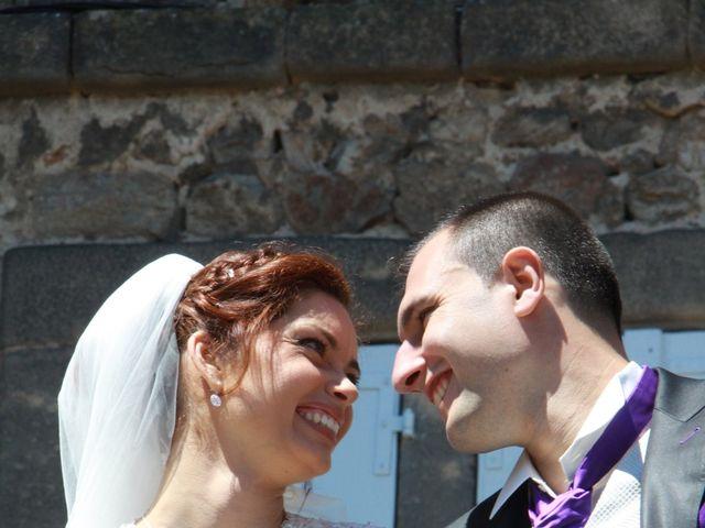 Le mariage de Noémie et Loïc à Saint-Michel-sur-Rhône, Loire 8
