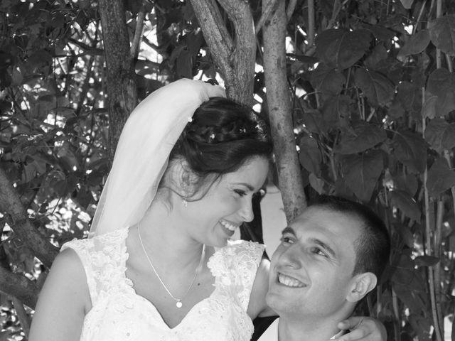 Le mariage de Noémie et Loïc à Saint-Michel-sur-Rhône, Loire 12