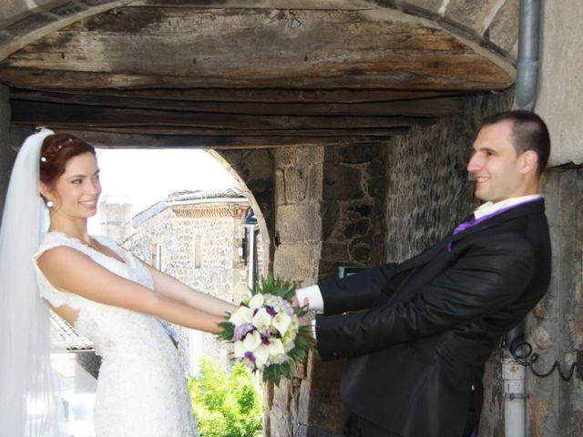 Le mariage de Noémie et Loïc à Saint-Michel-sur-Rhône, Loire 2