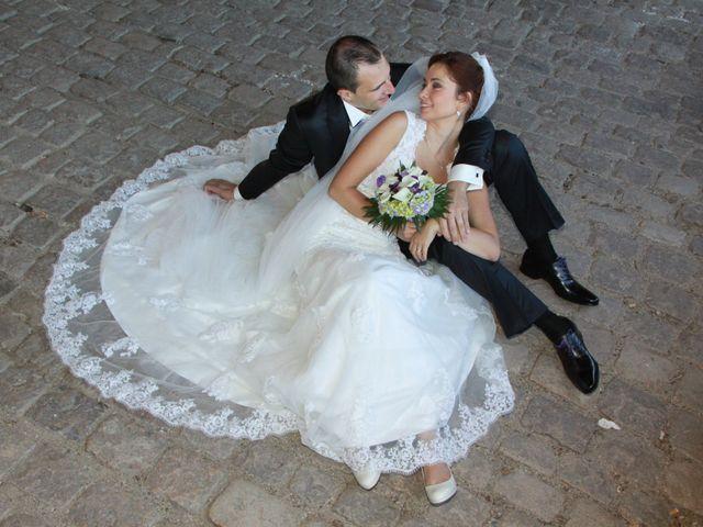 Le mariage de Noémie et Loïc à Saint-Michel-sur-Rhône, Loire 15