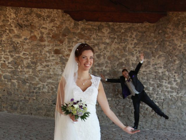 Le mariage de Noémie et Loïc à Saint-Michel-sur-Rhône, Loire 16