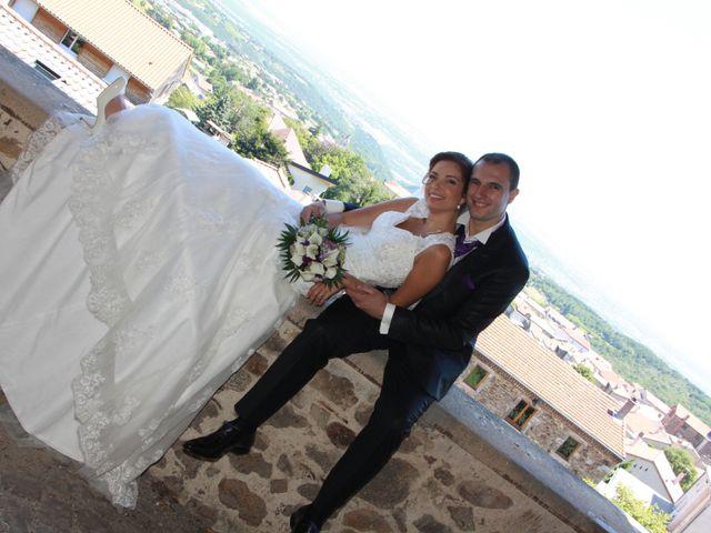 Le mariage de Noémie et Loïc à Saint-Michel-sur-Rhône, Loire 19