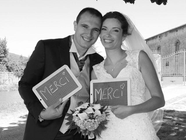 Le mariage de Noémie et Loïc à Saint-Michel-sur-Rhône, Loire 21