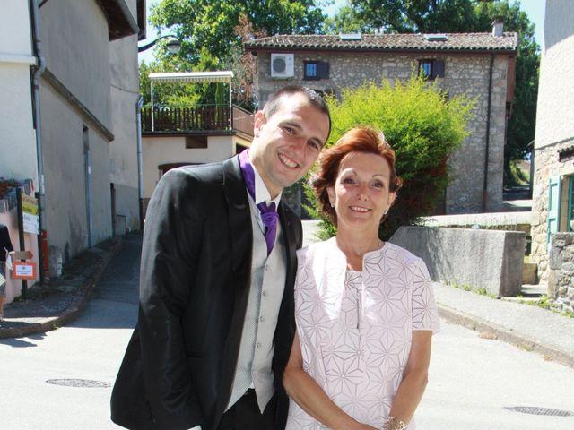 Le mariage de Noémie et Loïc à Saint-Michel-sur-Rhône, Loire 42