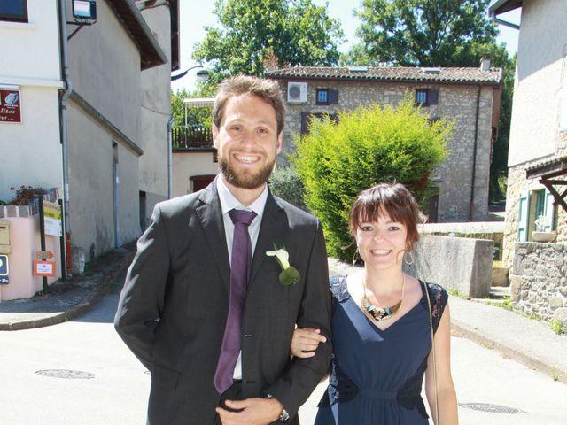 Le mariage de Noémie et Loïc à Saint-Michel-sur-Rhône, Loire 45