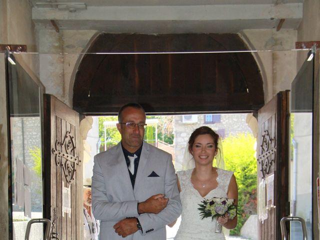 Le mariage de Noémie et Loïc à Saint-Michel-sur-Rhône, Loire 49