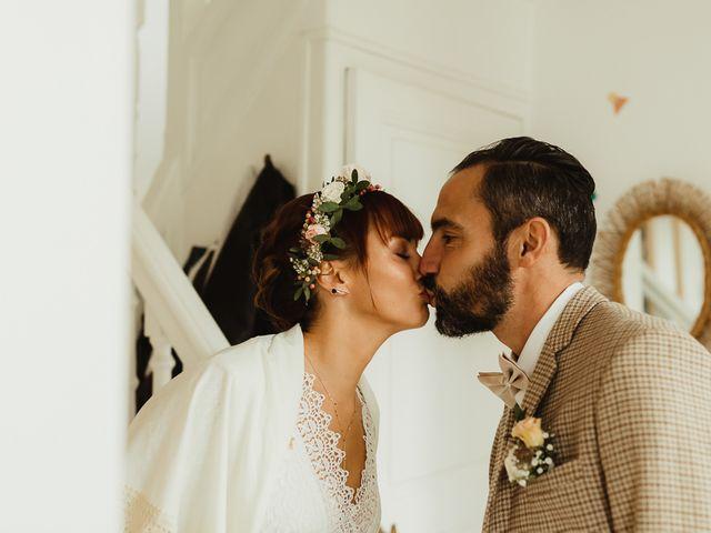 Le mariage de Franck et Magali à Gournay-sur-Marne, Seine-Saint-Denis 33