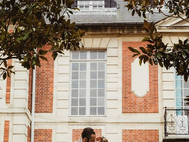 Le mariage de Franck et Magali à Gournay-sur-Marne, Seine-Saint-Denis 52