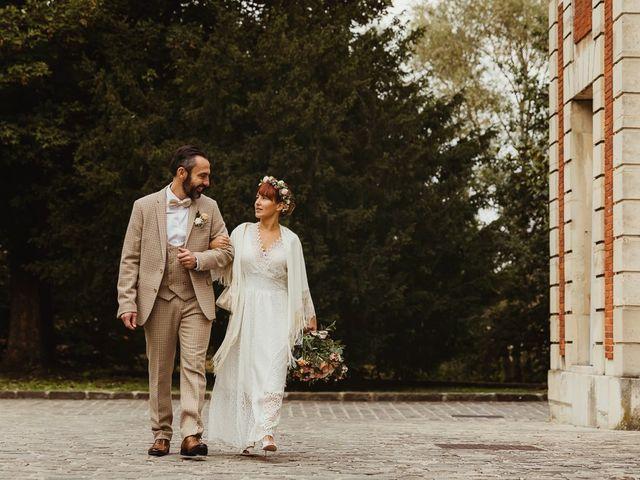 Le mariage de Franck et Magali à Gournay-sur-Marne, Seine-Saint-Denis 70