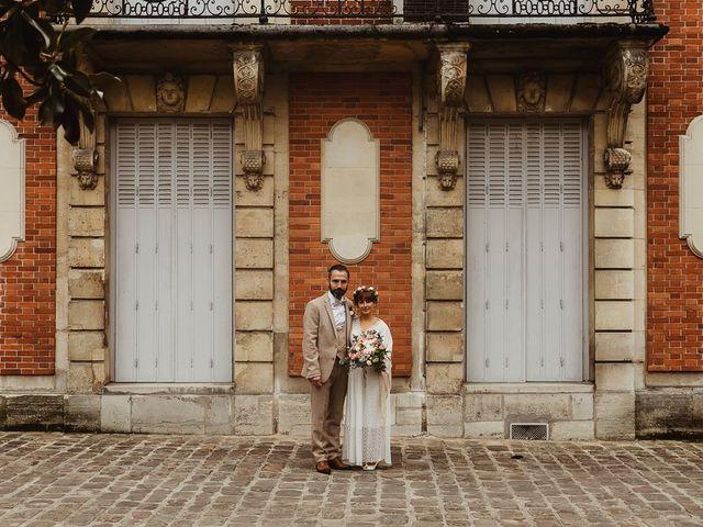 Le mariage de Franck et Magali à Gournay-sur-Marne, Seine-Saint-Denis 72