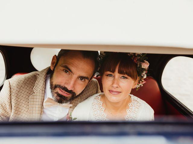 Le mariage de Magali et Franck
