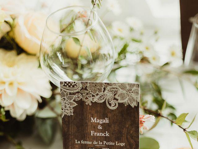 Le mariage de Franck et Magali à Gournay-sur-Marne, Seine-Saint-Denis 90