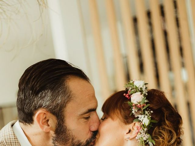 Le mariage de Franck et Magali à Gournay-sur-Marne, Seine-Saint-Denis 93