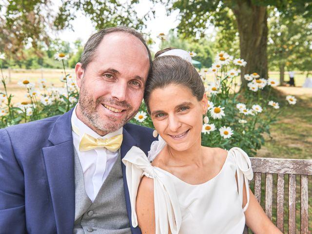 Le mariage de Aliette et Christophe