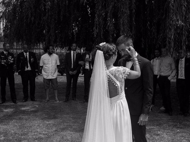 Le mariage de Mathieu et Amandine à Plassac, Charente Maritime 3