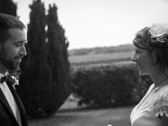 Le mariage de Mathieu et Amandine à Plassac, Charente Maritime 2