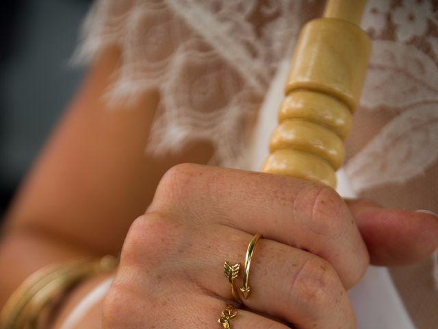 Le mariage de Mathieu et Amandine à Plassac, Charente Maritime 7