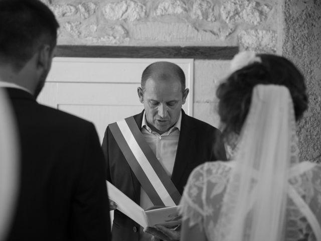 Le mariage de Mathieu et Amandine à Plassac, Charente Maritime 10