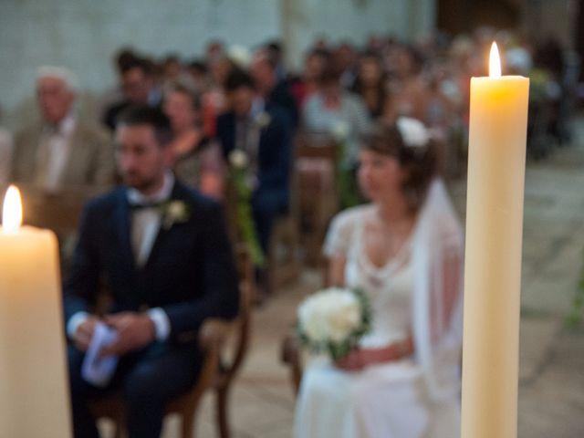 Le mariage de Mathieu et Amandine à Plassac, Charente Maritime 14
