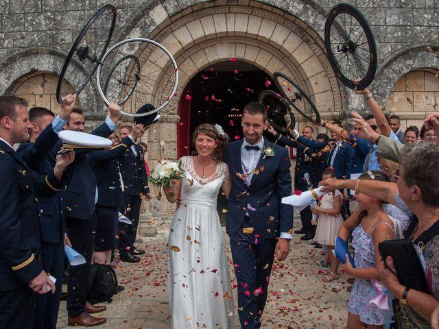 Le mariage de Mathieu et Amandine à Plassac, Charente Maritime 17